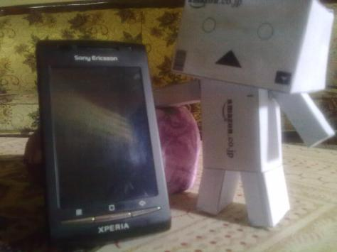 X8 with Danbo
