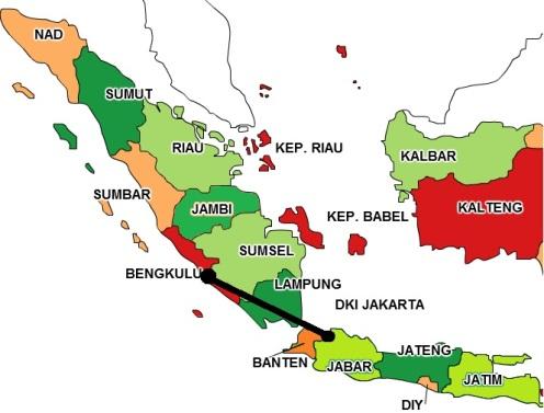 Jakarta Bengkulu
